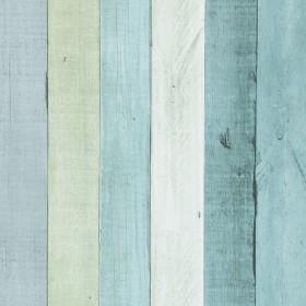 1С Elements / 64 Wooden Panel 17-Turquoise обои