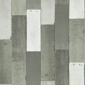 1С Elements / 71 Wooden Wall 31-Charcoal обои