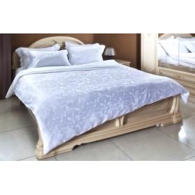 Комплект постельного белья 100% тенсель жаккард №12 Аврора