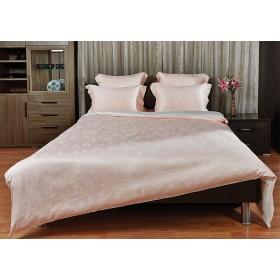 Комплект постельного белья 100% тенсель жаккард №24 Вероника