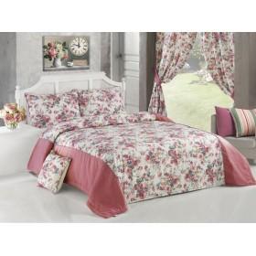 Комплект для спальни: покрывало + 2 наволочки