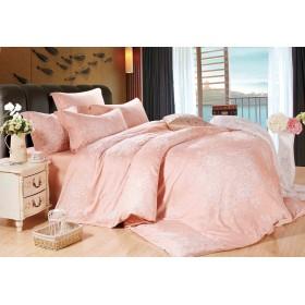 Комплект постельного белья тенсель+ хлопок 2 сп. (наволочки 52х74)