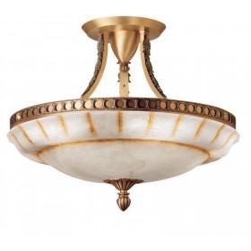 Классические светильники (ALABASTER) MONTSERRAT 15-2257-G8-S6
