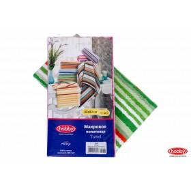 Махровое полотенце в упаковке 40x80