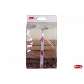 Махровое пол. в упаковке 70x140*4