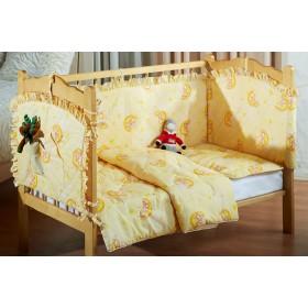 Комплект в кроватку Кроха