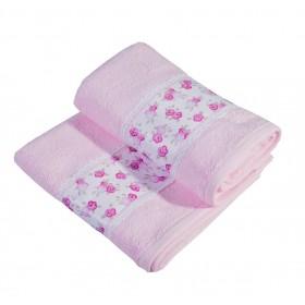 Махровое полотенце Lia