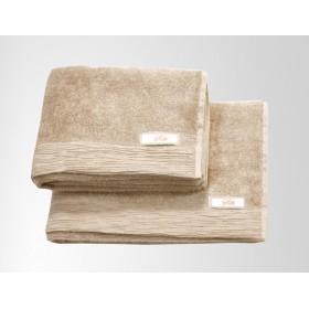 Шелковое махровое полотенце Silk