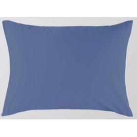 Наволочка Primavelle 70х70 сатин на молнии синий