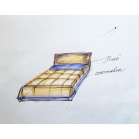 Покрывало в спальню